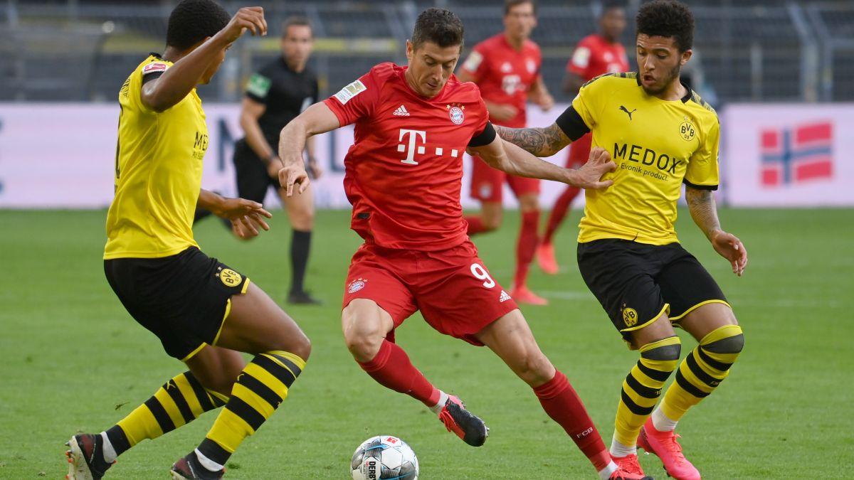 Dortmund Vs Bayern Munich Live Stream How To Watch Der Klassiker From Anywhere Techradar