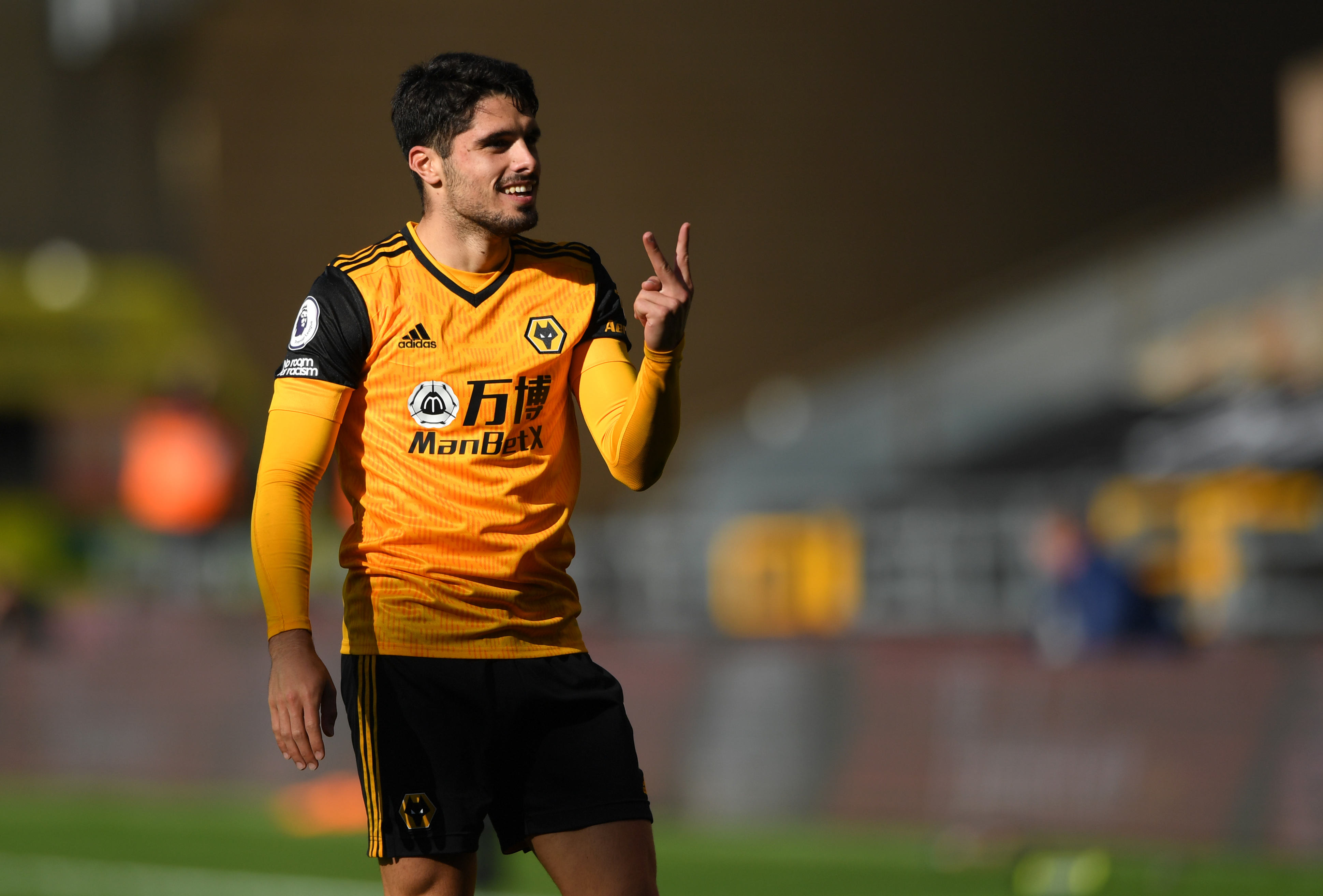 Pedro Neto agrees new five-year deal with Wolves | FourFourTwo