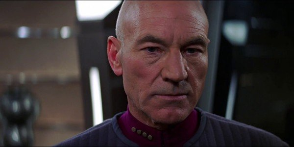Patrick Stewart - Star Trek: Insurrection