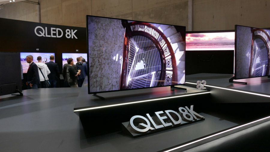 The best 8K TVs spotted at IFA 2018   TechRadar