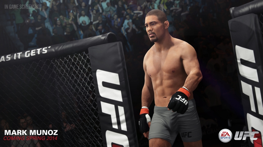 EA Sports UFC Screenshots Keep The Hype Going For PS4, Xbox One #31527