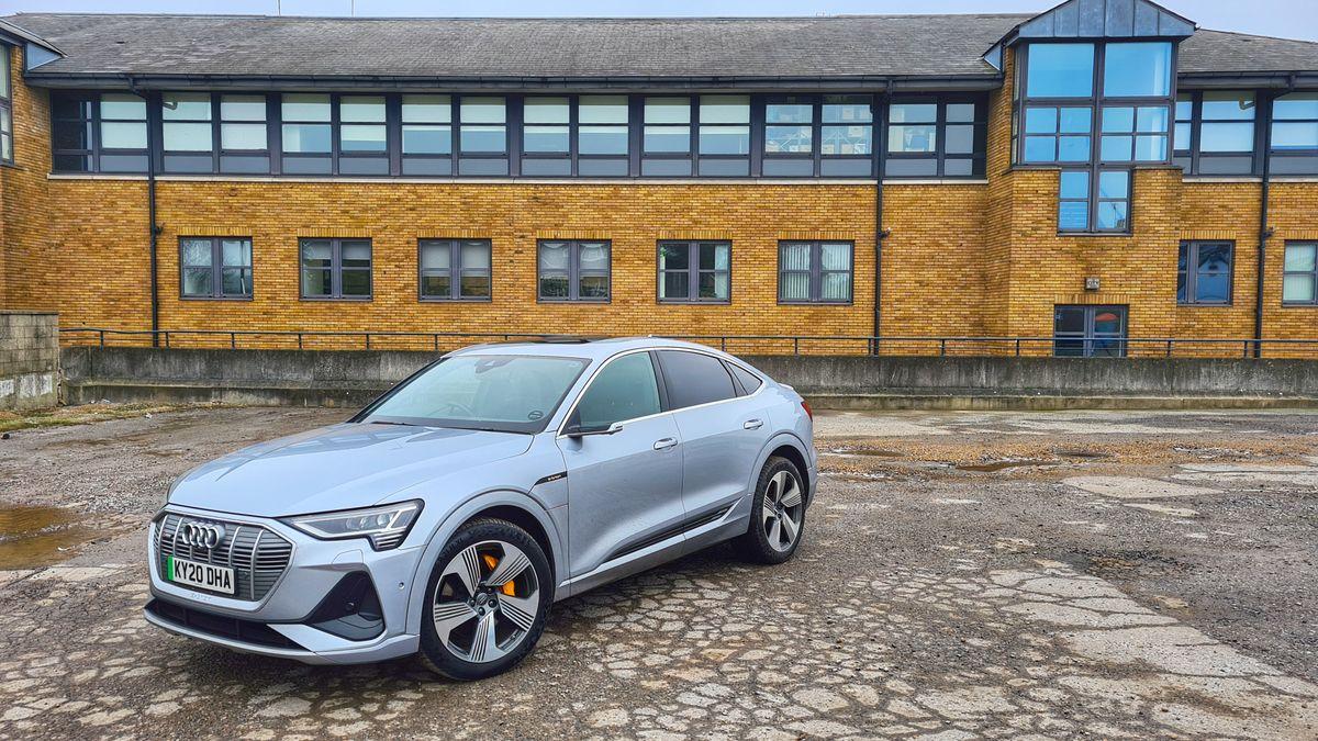 Audi E Tron Sportback Its Digital Mirrors Will Prepare You For The Future Of Driving Techradar