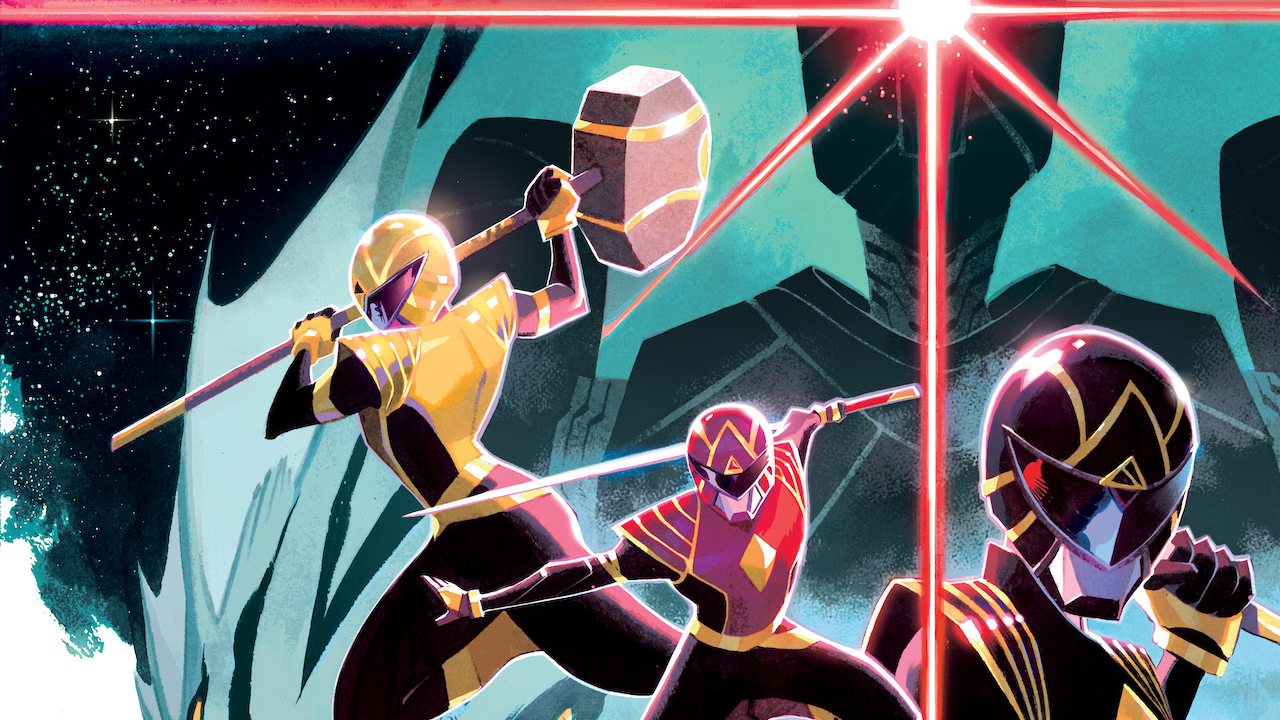 A new Power Rangers title joins Mighty Morphin' relaunch for Boom! Studios