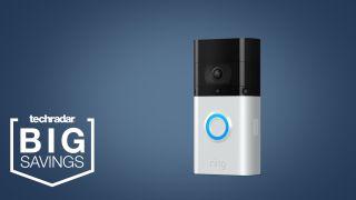 Ring Video Doorbell 3 deal