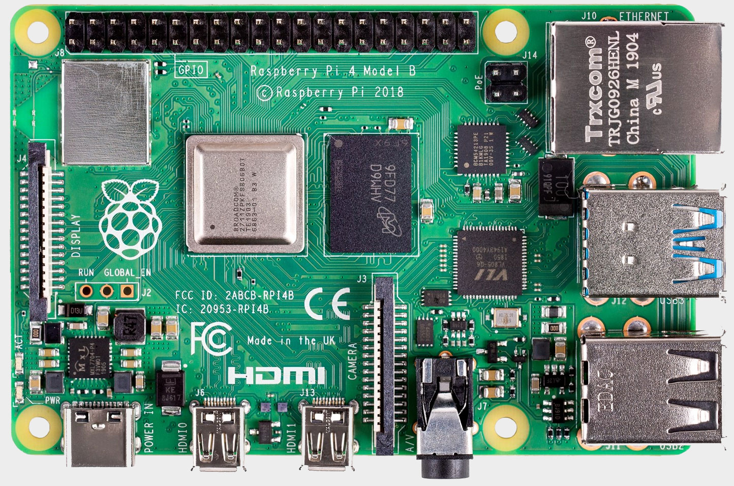 If you bought a Raspberry Pi 4, grab this firmware update to improve performance | PC Gamer