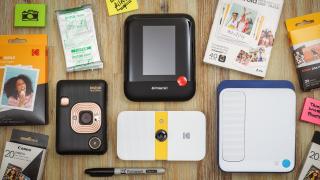 Best digital instant cameras: hybrid cameras and instant printers