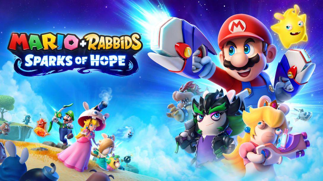 Nintendo accidentally reveals Mario + Rabbids: Sparks of Hope