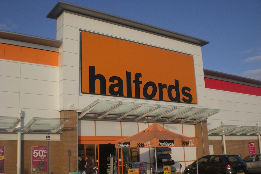 Halfords revamp to put cycling in the spotlight