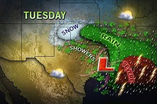 Severe Weather Gulf Coast