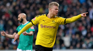 Erling Haaland Reveals Why He Chose To Join Borussia Dortmund In January Fourfourtwo