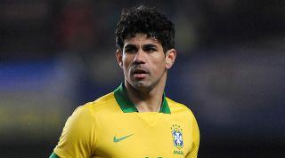 Diego Costa Brazil