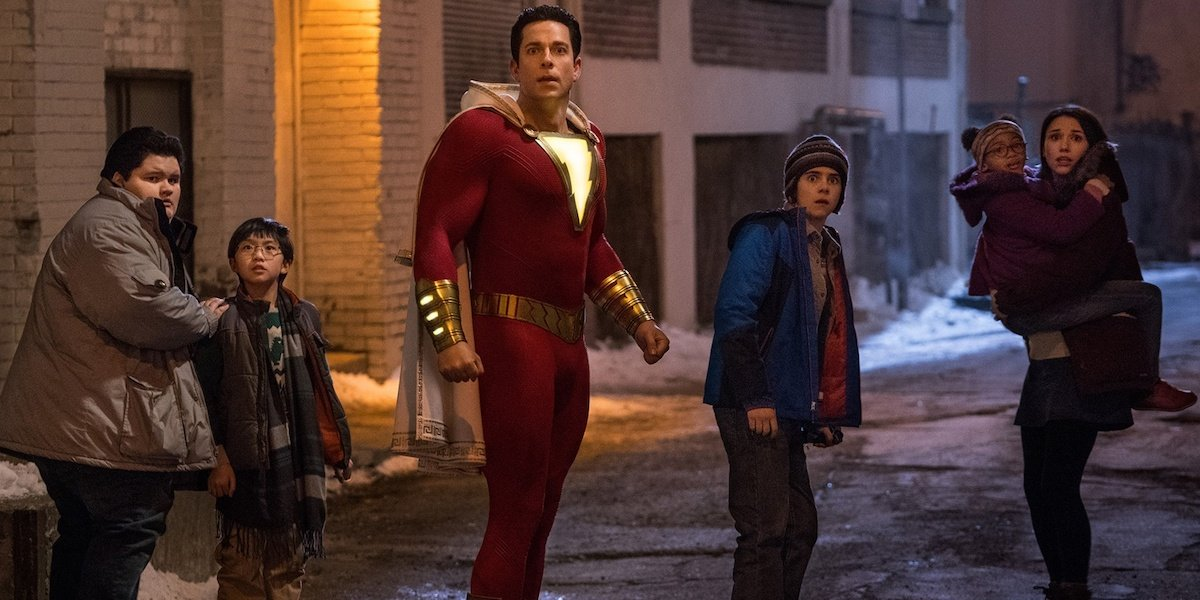 Shazam! Fury Of The Gods Has Cast Its First New Actor