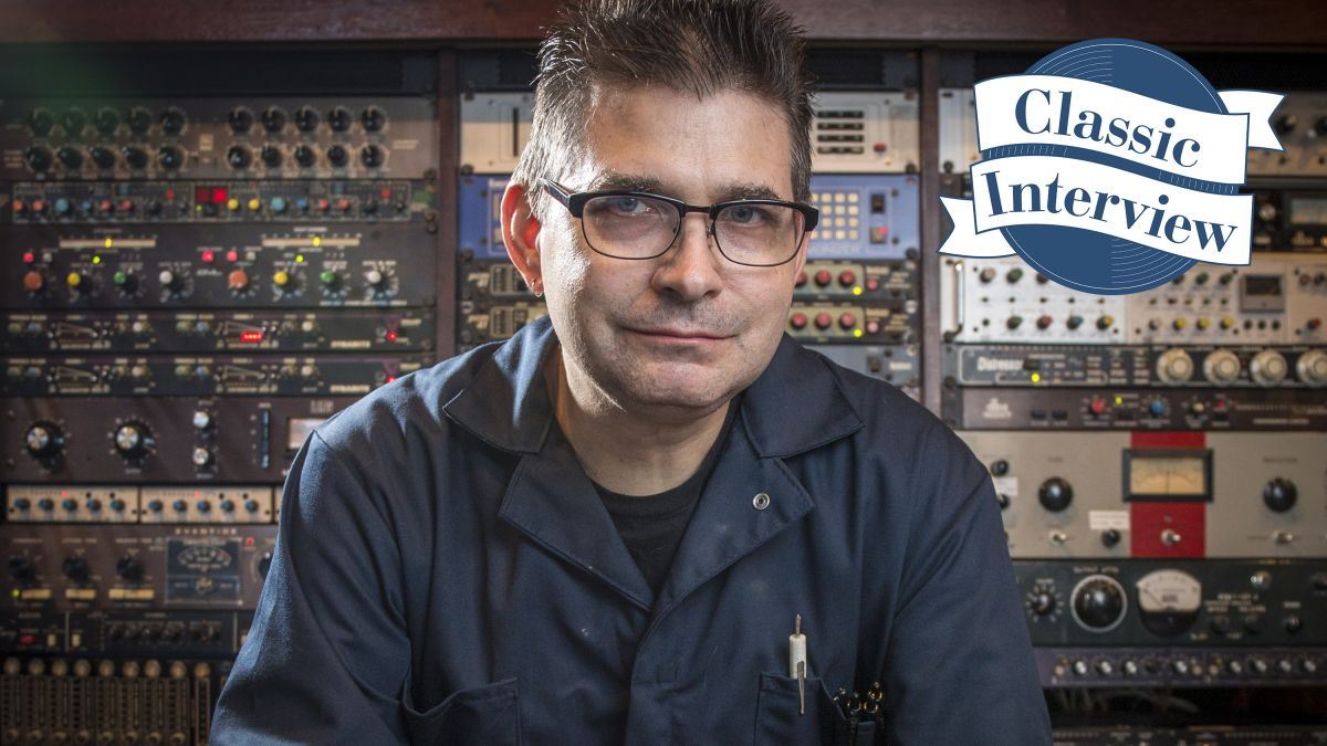 """Classic Interview: Steve Albini – """"A lot of people in my position are opposed to the home-recording of music. They feel like it cheapens what happens in the studio, but I disagree"""""""