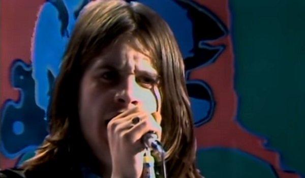 "Ozzy Osbourne ""Iron Man"""