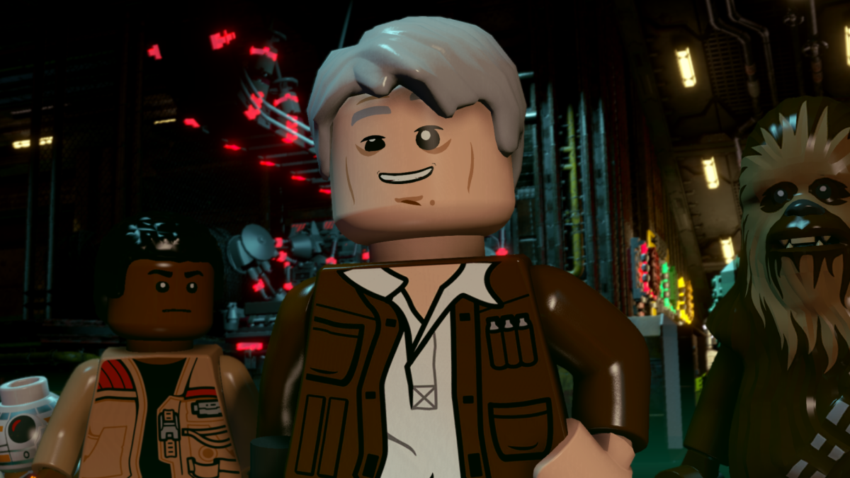 A new Lego Star Wars game is reportedly on the way