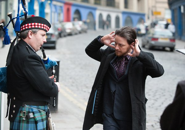 Filth McAvoy Bagpipes