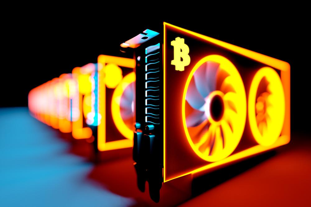perché il bitcoin mining usa gpu