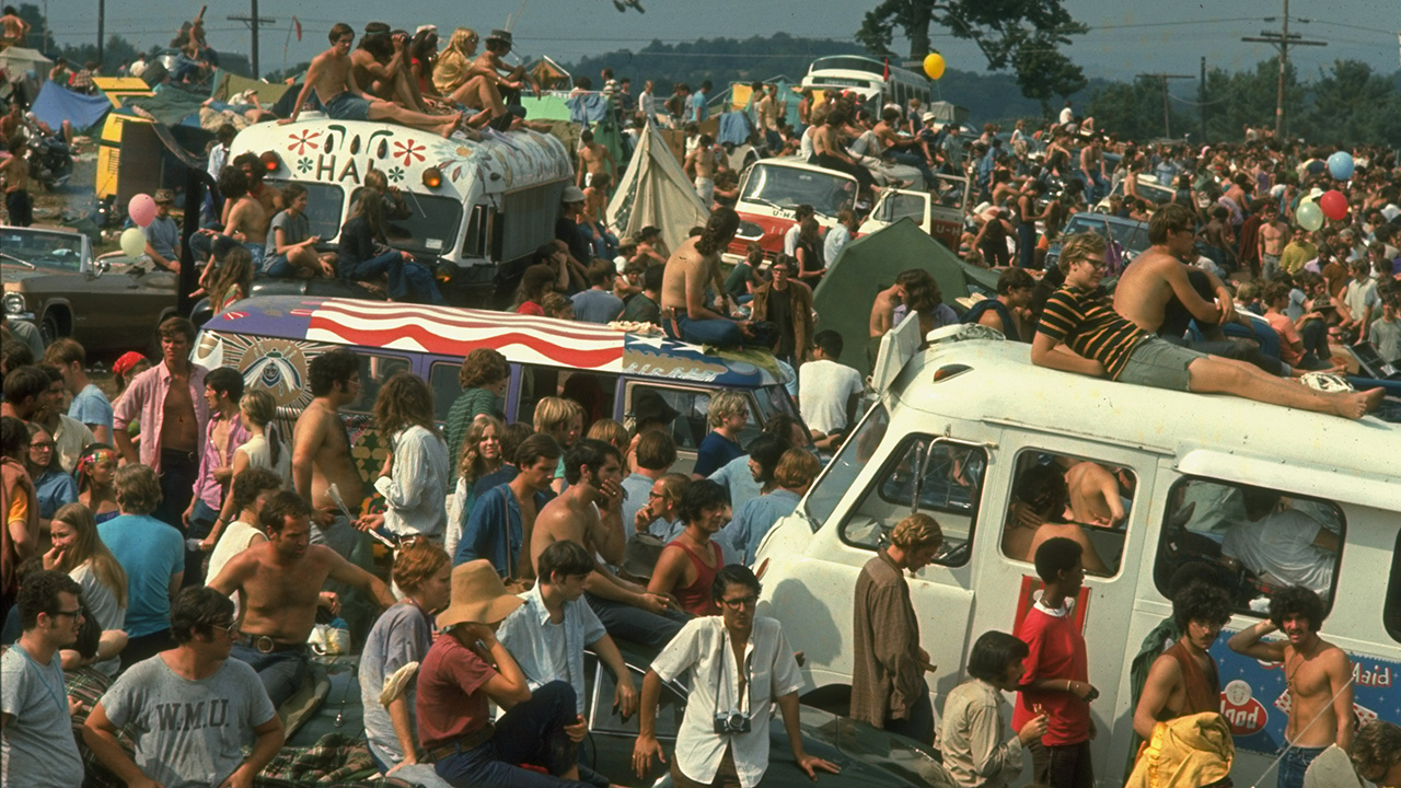50 things you never knew about Woodstock