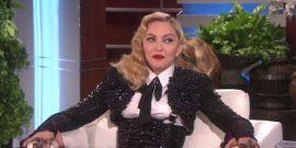 Madonna Announces Big Adoption News With An Adorable Photo