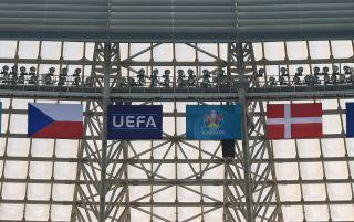 Czech Republic v Denmark line-ups, Euro 2020