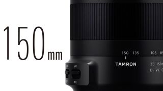 """Six prime lenses in one"": Tamron 35-150mm f/2.8-4 Di VC OSD"