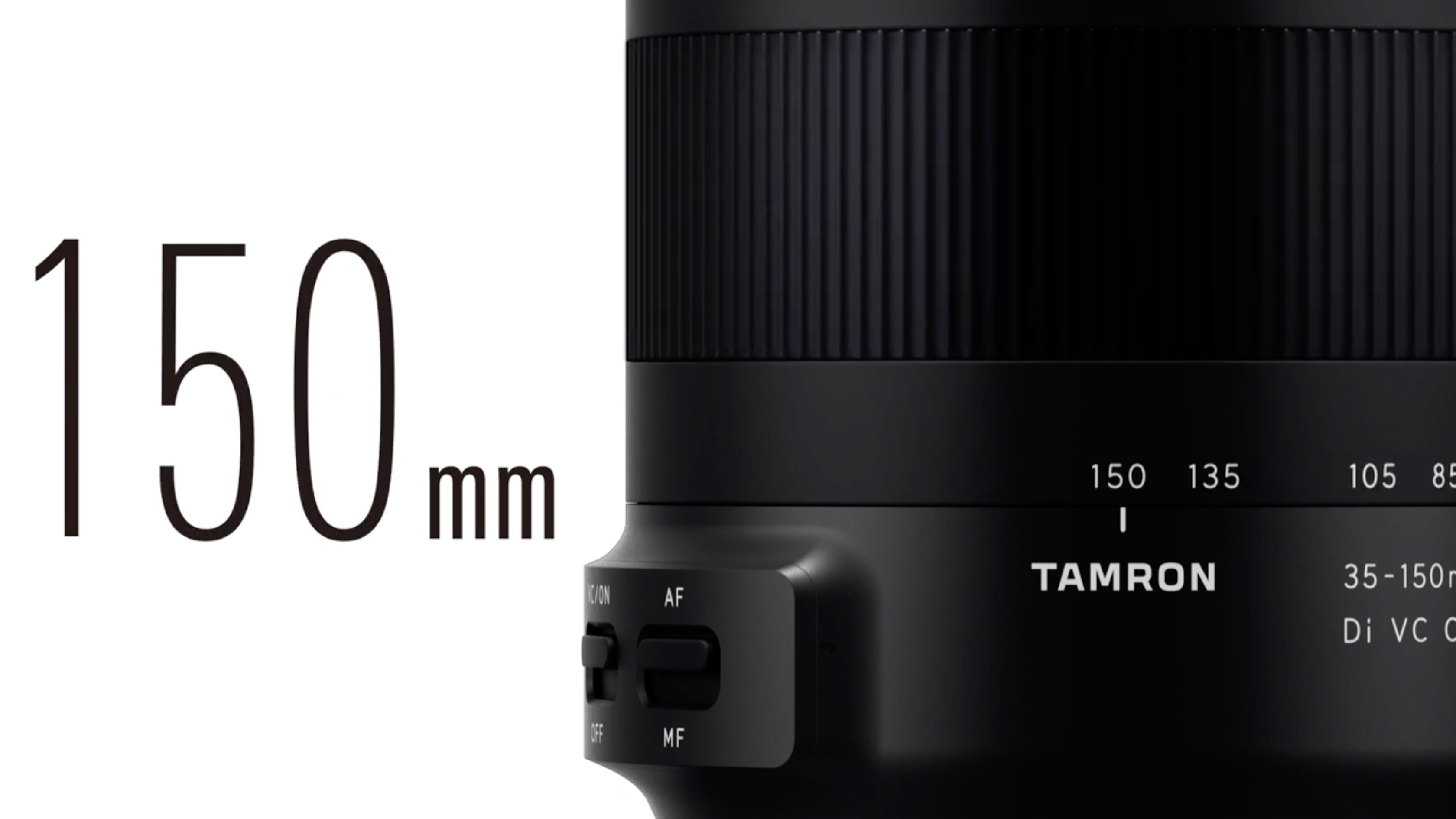 """Six prime lenses in one"": Tamron 35-150mm f/2.8-4 Di VC OSD portrait zoom"