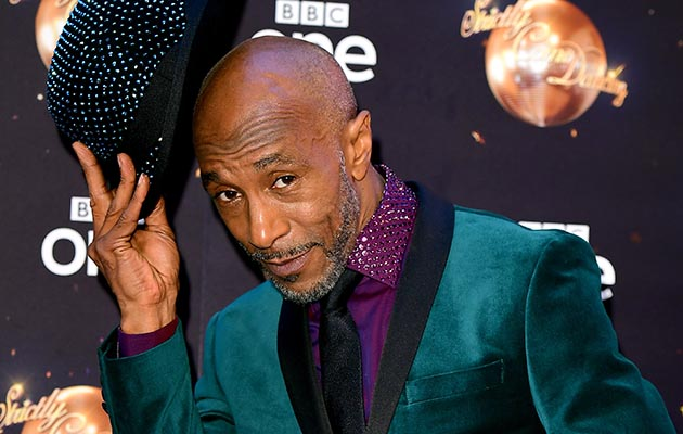 Danny John-Jules' Strictly prep 'thwarted' as police detain man at his gym