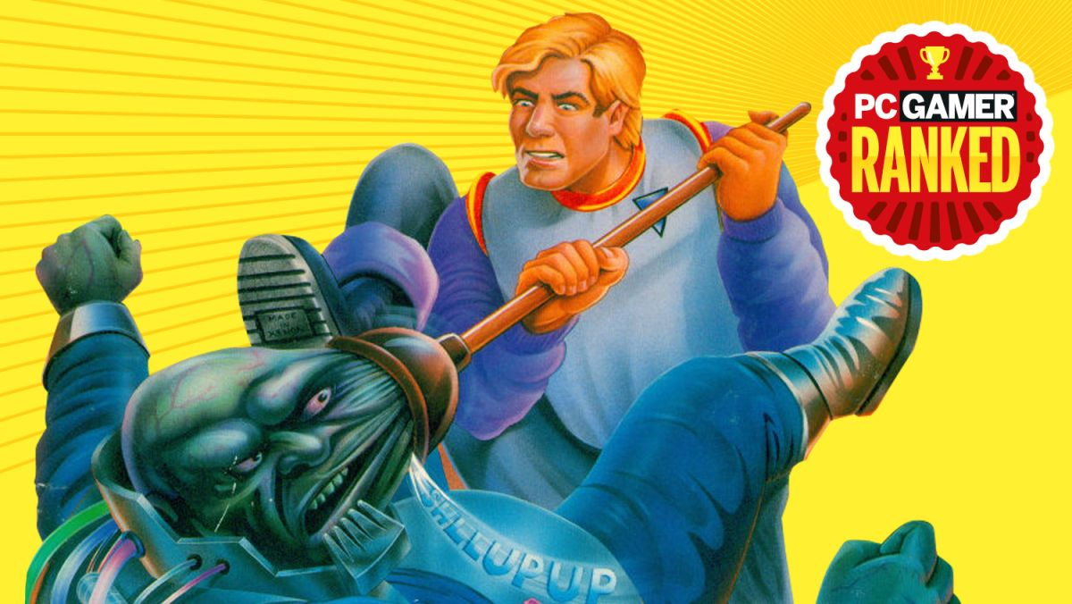 Every Sierra graphical adventure game, ranked
