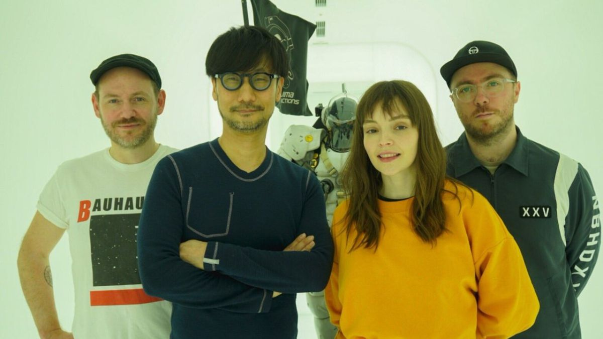 Death Stranding is dropping its own album featuring CHVRCHES, Khalid, Major Lazer, and more