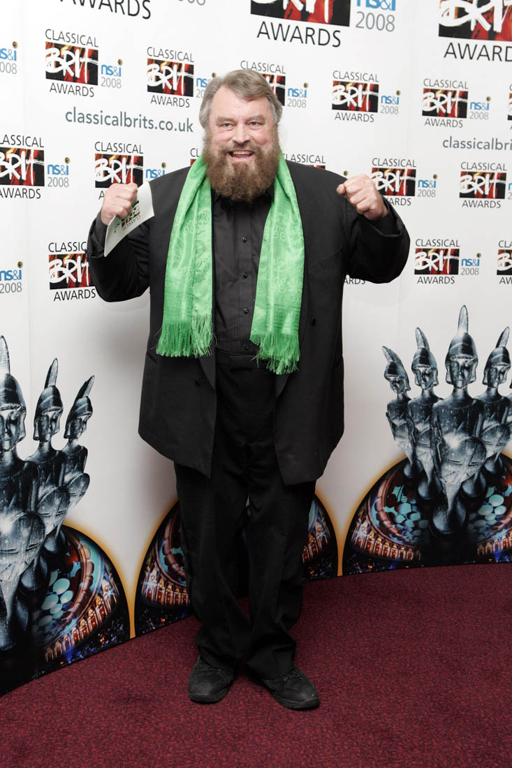 Brian Blessed set for I'm A Celebrity?