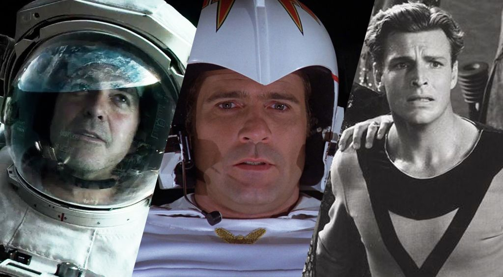 Buck Rogers reboot gets a boost as George Clooney joins production