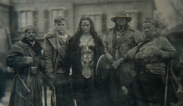 Wonder Woman World War I Photo