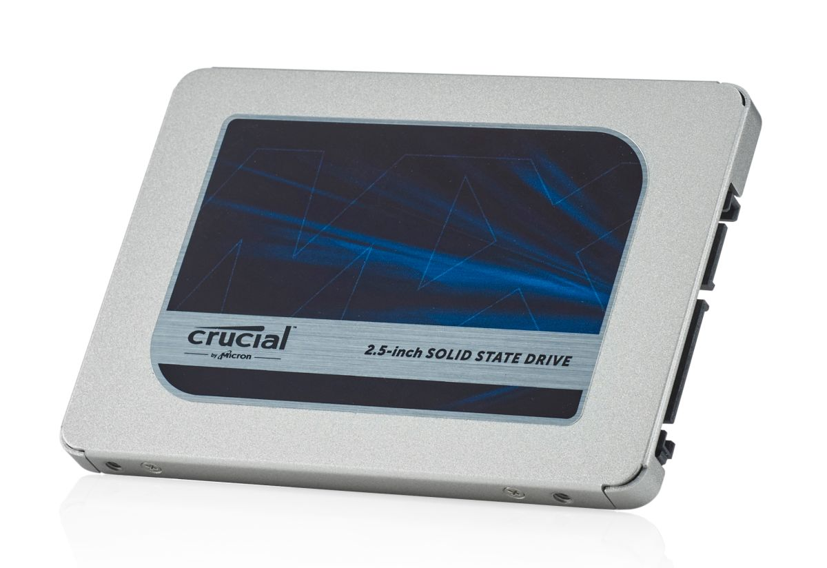 Crucial MX500 SSD is the second best SSD for PS4 standard and PS4 Pro
