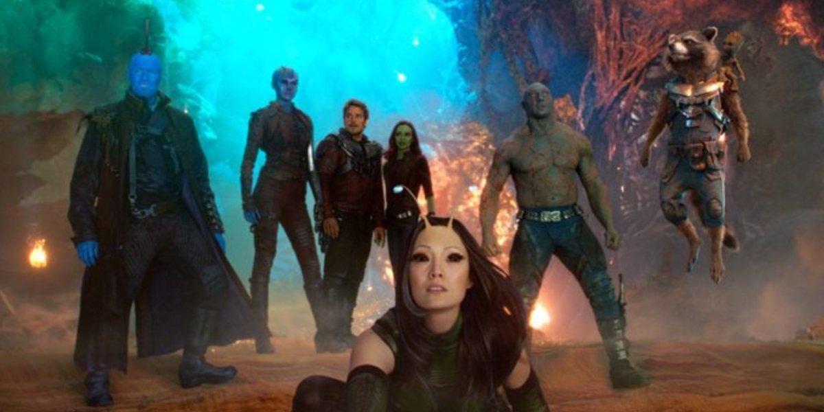 Guardians of the Galaxy Vol. 2 cast