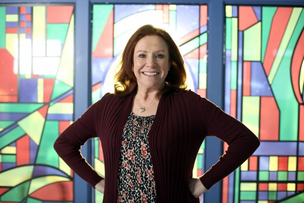 Melanie Hill as Maggie Budgen in Waterloo Road