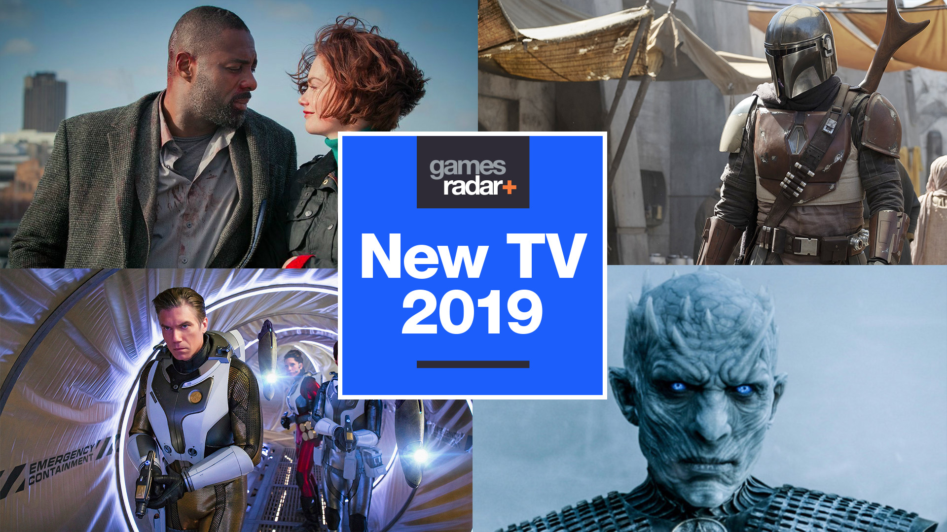 The Most Anticipated New Tv Shows Of 2019 Gamesradar