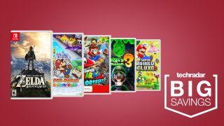 Nintendo Switch game deals sales