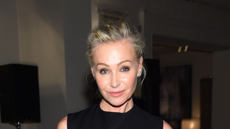 NEW YORK, NY - SEPTEMBER 05: Model Portia de Rossi attends as RH, Restoration Hardware celebrates the unveiling of RH New York at Restoration Hardware on September 5, 2018 in New York City. (Photo by Dimitrios Kambouris/Getty Images for RH)