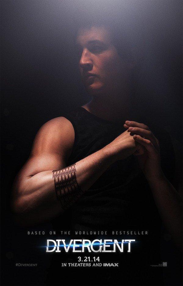 Peter divergent poster