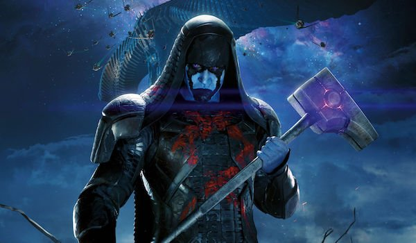 Ronan the Accuser in Guardians of the Galaxy