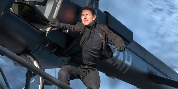 Tom Cruise in Mission: Impossible Fallout