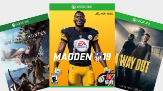 Madden 19 is just $15 right now, plus loads more Xbox One titles on offer at Walmart