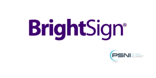 BrightSign Added to Preferred Vendor Lineup at PSNI