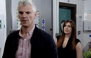 Coronation Street spoilers: Michelle confronts Robert Preston