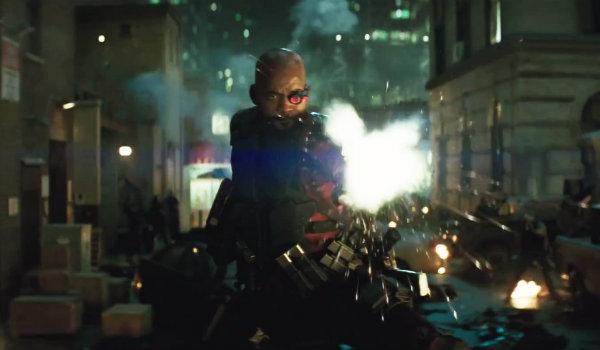 Suicide Squad Deadshot Will Smith