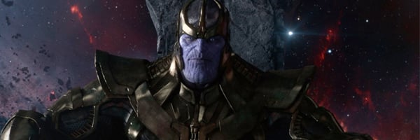 Thanos Marvel Cinematic Universe Guardians of the Galaxy