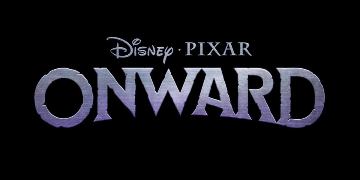 The logo for Pixar's Onward