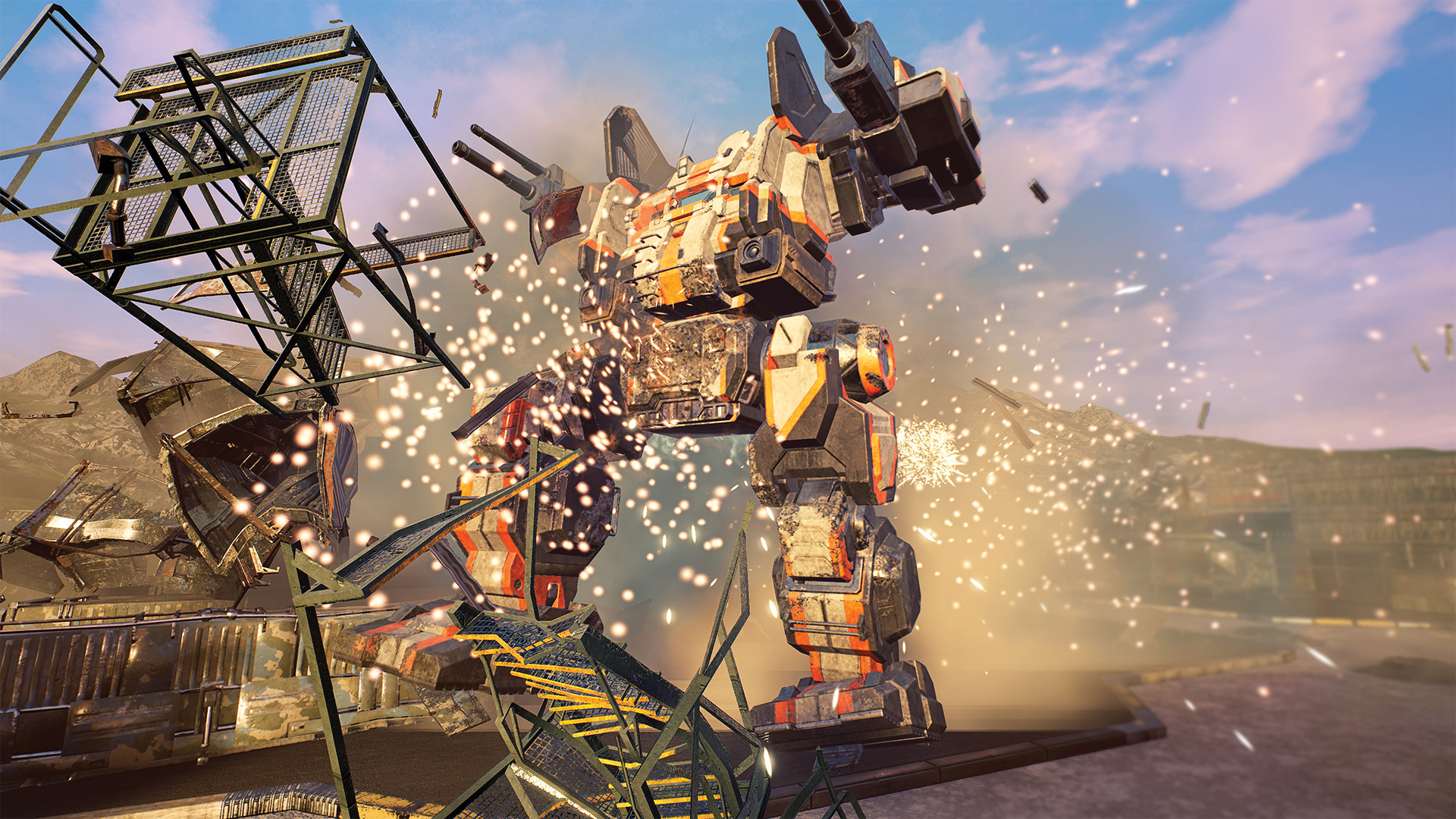 Despite weak AI, MechWarrior 5 is shaping up to be the mech game I've always wanted