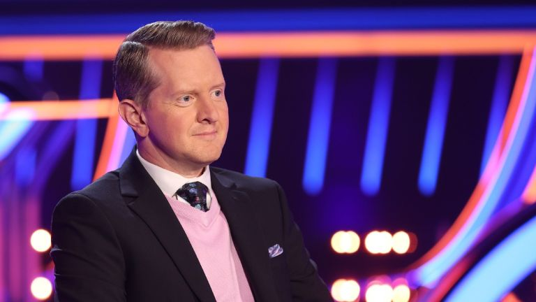 """THE CHASE - ABC's """"The Chase"""" stars Ken Jennings."""