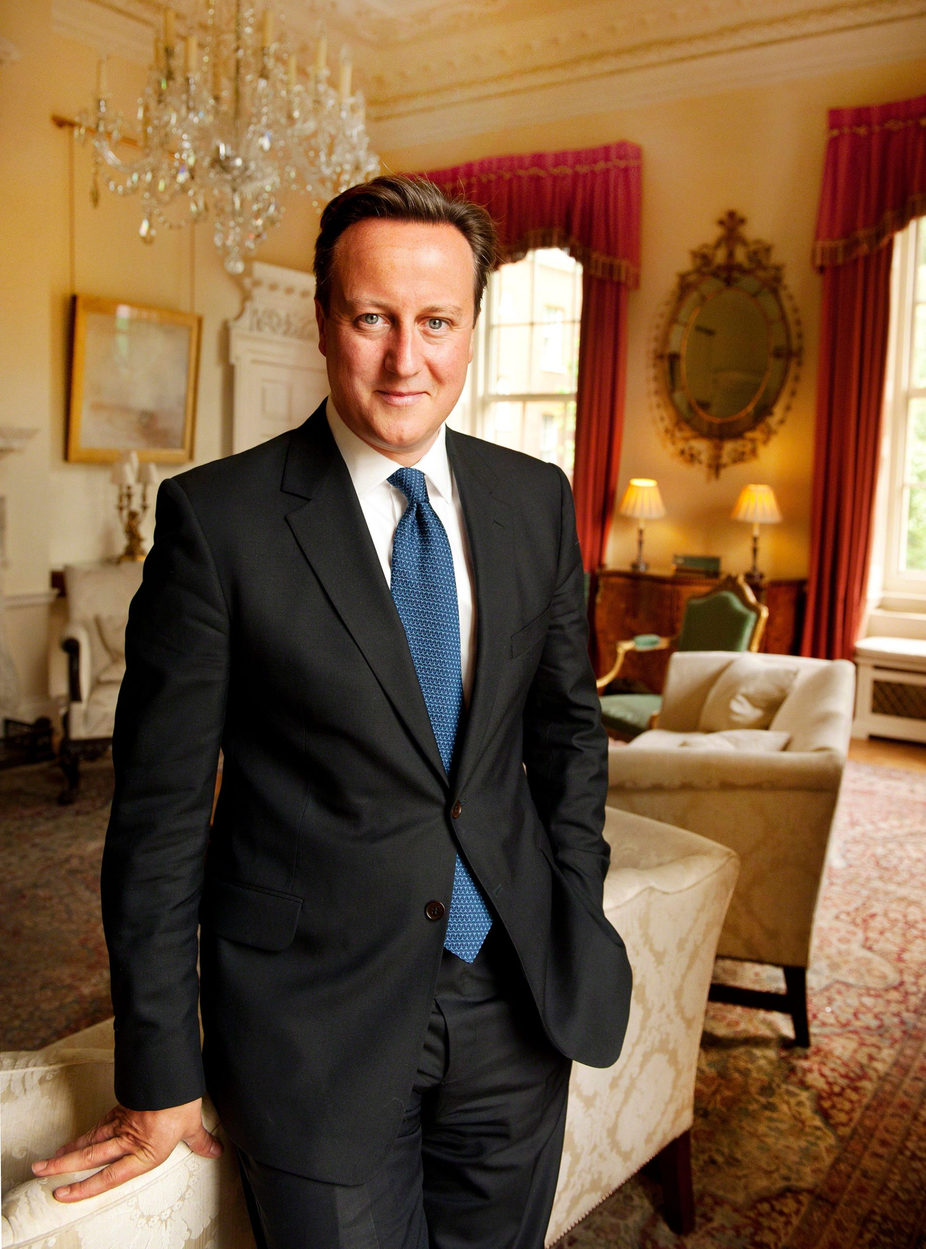 David Cameron photo